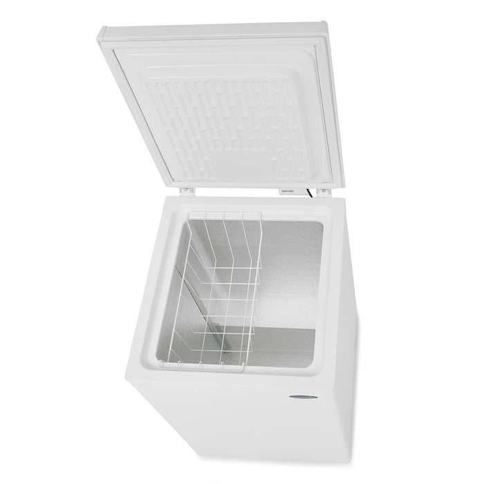 Iceking CF131W.E 132 Litres Chest Freezer in White