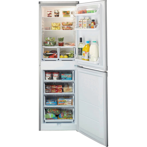 Indesit IBD5517SUK1 174cm A+ Low Frost Fridge Freezer in Silver