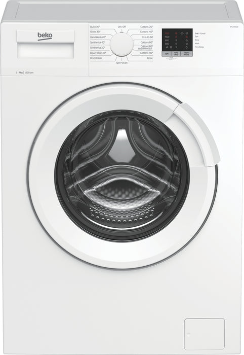 Beko WTL72051W 7kg 1200 Spin Washing Machine in White