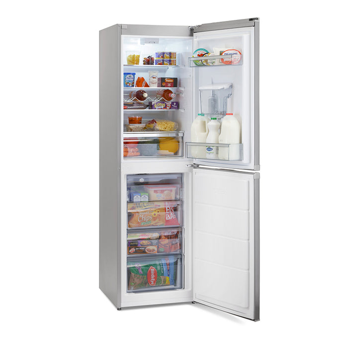 Montpellier MFF183ADX 183cm A+ Frost Free Fridge Freezer with Water Dispenser
