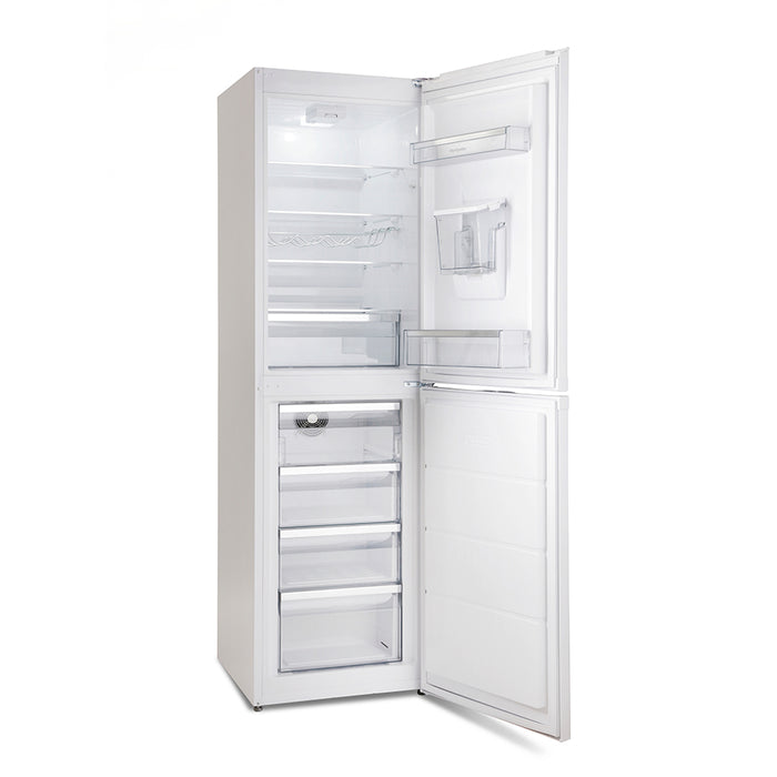Montpellier MFF183DW 183cm A+ Frost Free Fridge Freezer with Water Dispenser