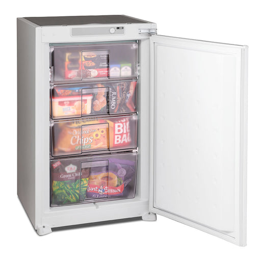 Montpellier MICF88 Integrated In-Column A+ Freezer
