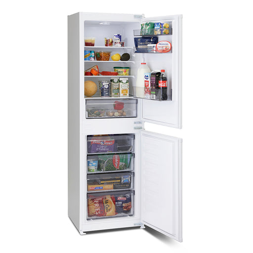 Montpellier MIFF501 Integrated 50/50 Static Fridge Freezer
