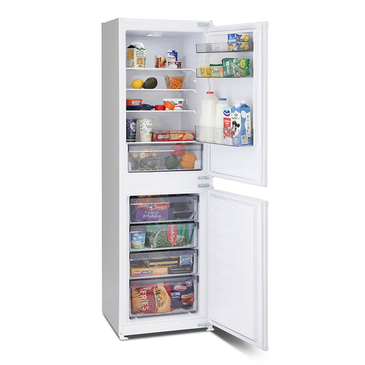 Montpellier MIFF5051F Integrated A+ 50/50 Frost Free Fridge Freezer