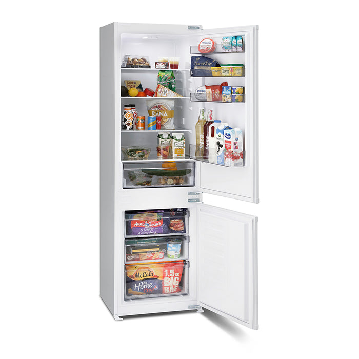 Montpellier MIFF7301F Integrated A+ 70/30 Frost Free Fridge Freezer