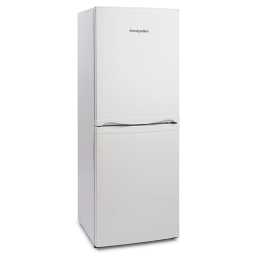 Montpellier MFF152W 152cm A+ Frost Free Fridge Freezer in White