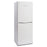 Montpellier MS152W 152cm A+ Static Fridge Freezer in White