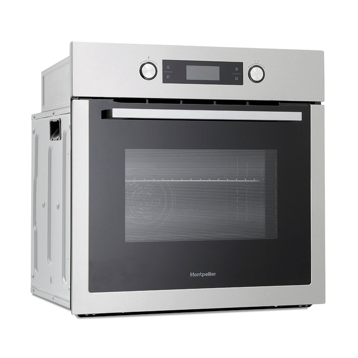 Montpellier SFO72X Single Built-in Oven in Stainless Steel