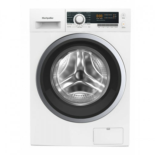 Montpellier MW8140P 8kg 1400 Spin A+++ Washing Machine in White