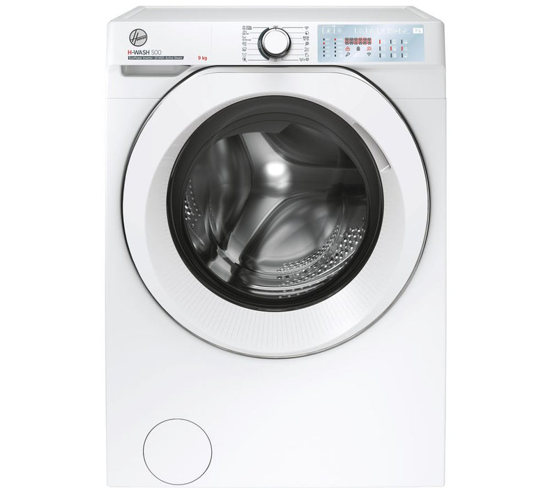 Hoover H-Wash 500 HWB49AMC 9kg 1400rpm A+++ Smart Washing Machine in White