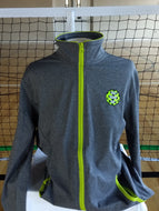 "Ladies Full zip Sport Wick ""002 Game On"""