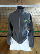 "Ladies Full zip Fleece ""002 Game On"""