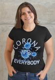 CORONA VS EVERYBODY Heavy Cotton  Tee