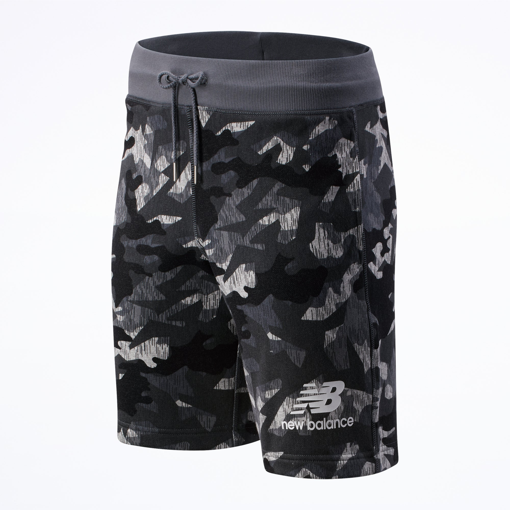 New Balance Essential Stacked Short MS93511 GNM