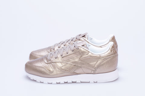 Reebok Reebok Wmns Classic Leather Melted Metal - Edelvice Sneaker Muenchen