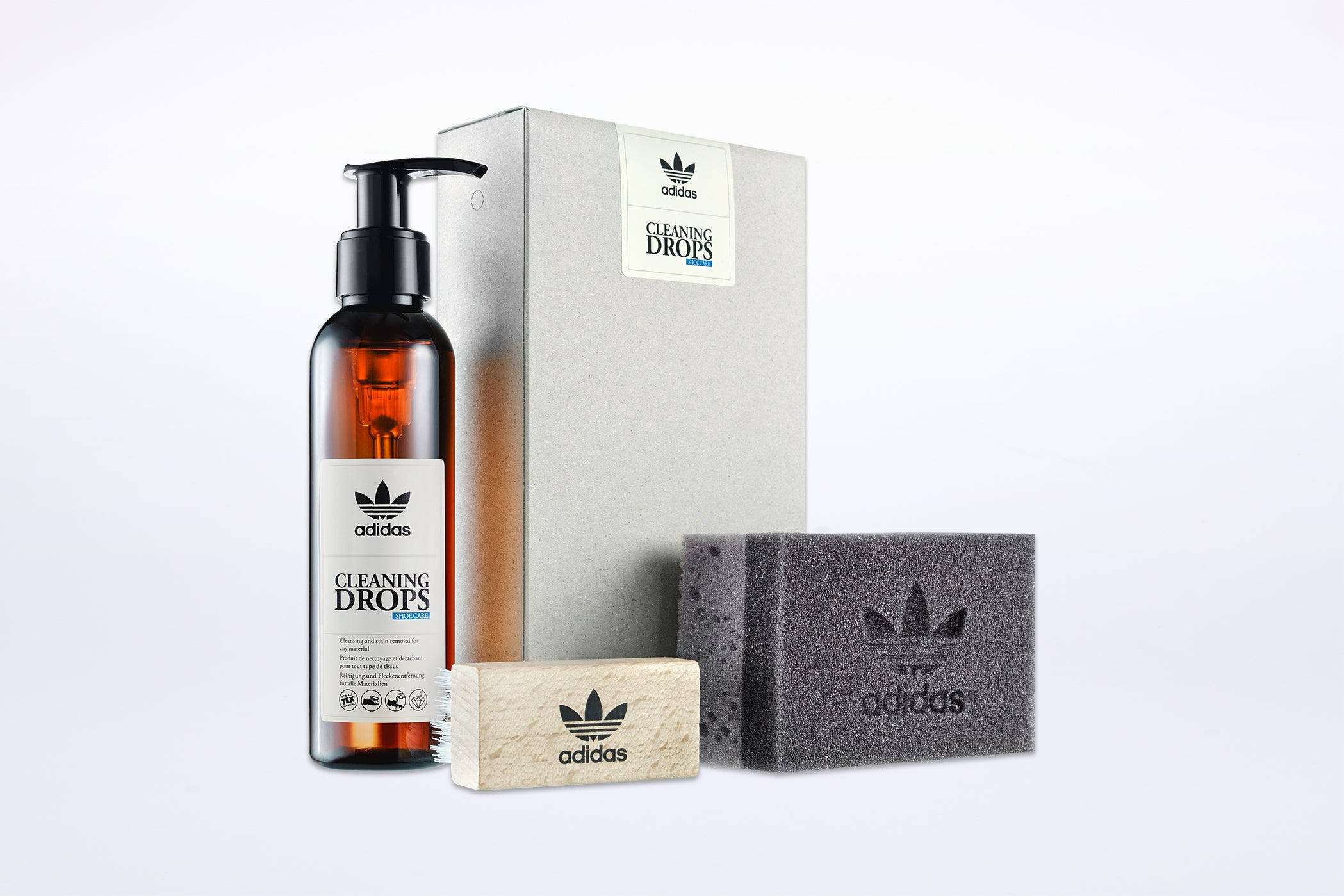 adidas adidas Cleaning Drops Set - Edelvice Sneaker Muenchen