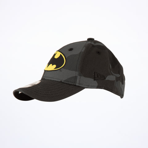 New Era Kids Batman black Camo 9Forty Adjustable