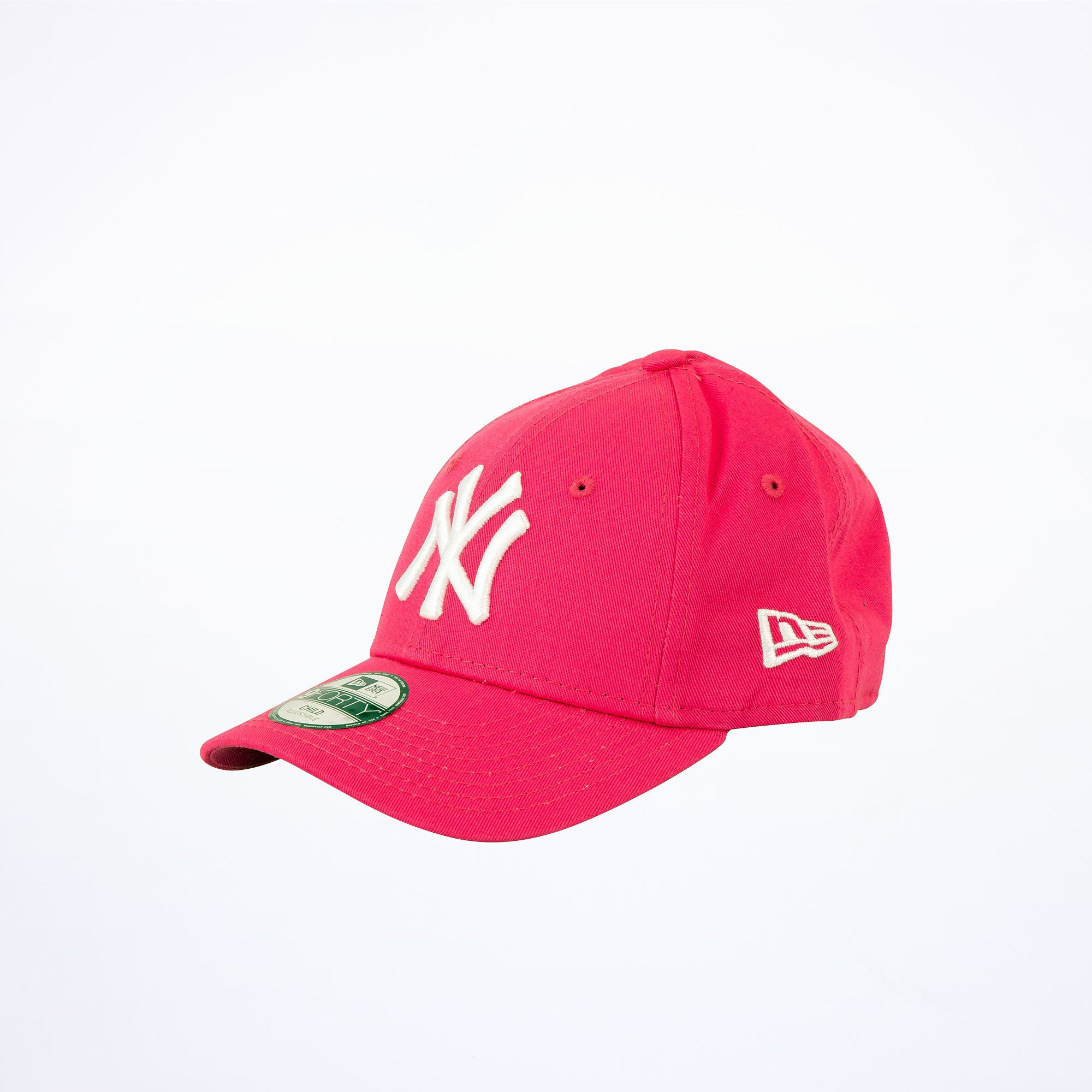 New Era Kids NY Yankees Pink 9Forty Adjustable