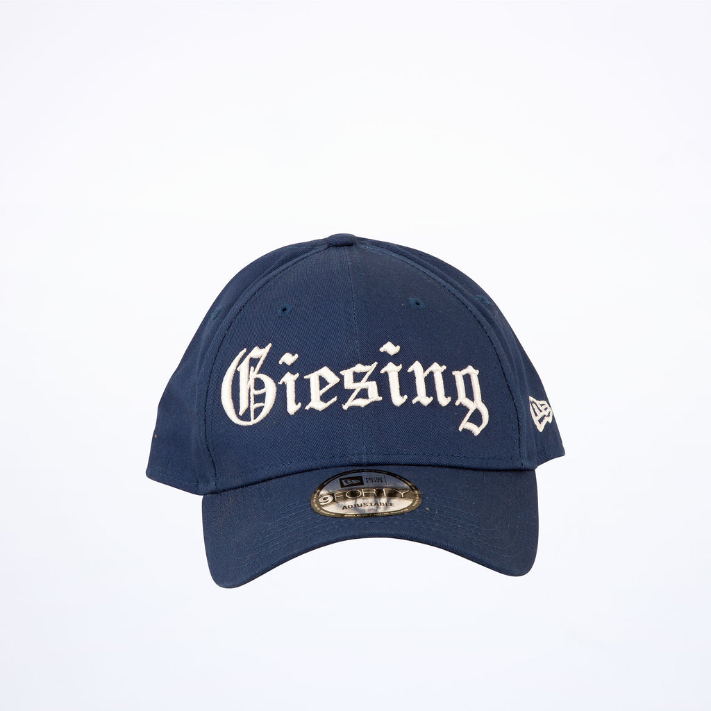 "New Era ""Giesing"" 9Forty Cap Adjustable blue/white"