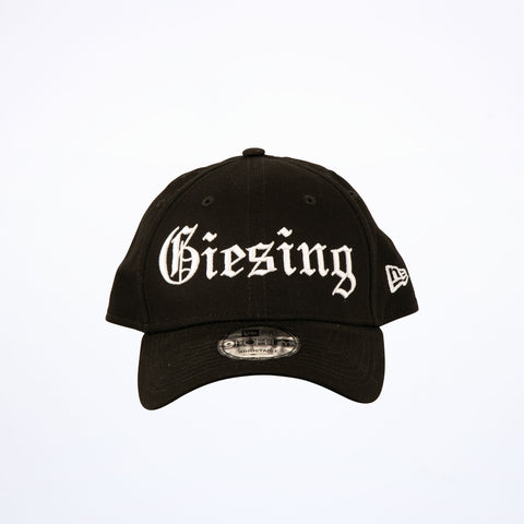 "New Era ""Giesing"" 9Forty Cap Adjustable black/white"
