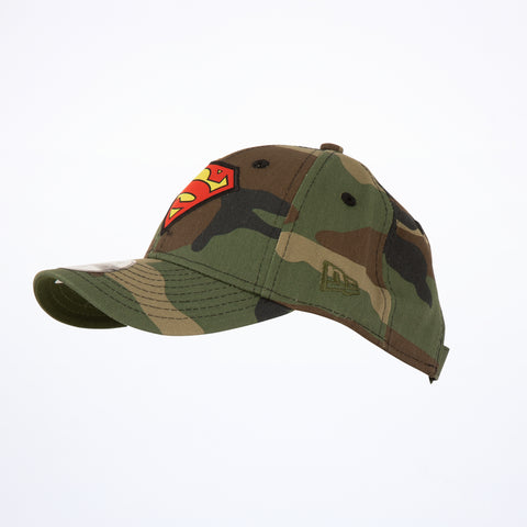 New Era Kids Superman Camo 9Forty Adjustable