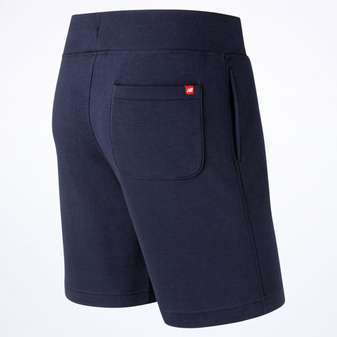 New Balance Essential Stacked Logo Short navy