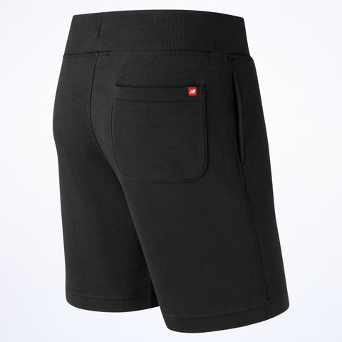 New Balance Essential Stacked Logo Short black