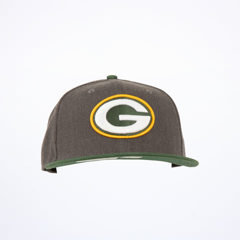 New Era Heather Packers 9Fifty Cap