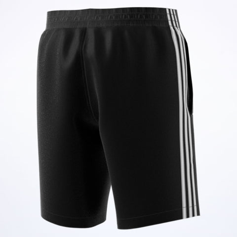 adidas 3-Stripes Swim Shorts black