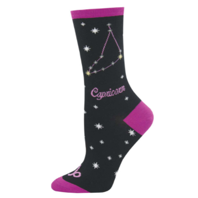 Capricorn Socks - Women's