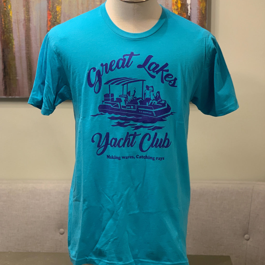 Great Lakes Yacht Club Tee