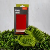 Grenade Ice Mold by Foster & Rye