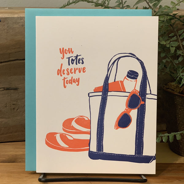 Mother's Day Card - Totes