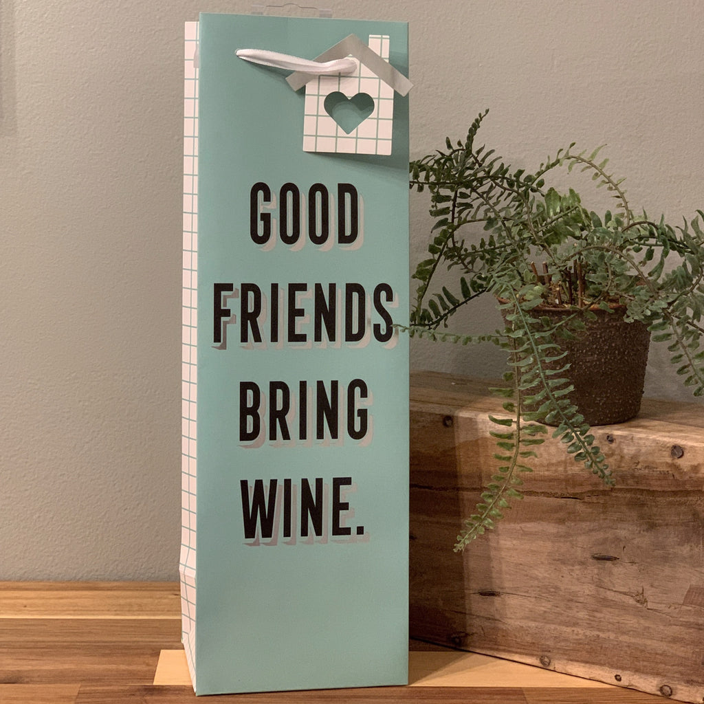Wine Bag - Good Friends