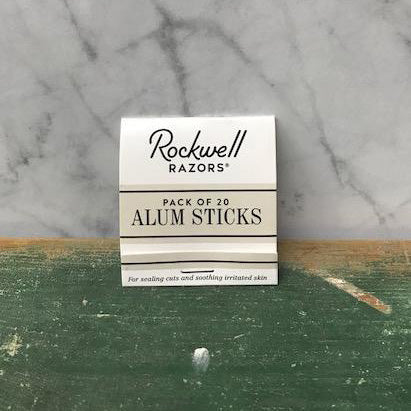 Rockwell Razors Alum Sticks