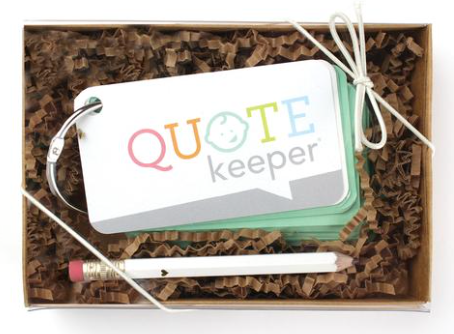 The Quote Keeper