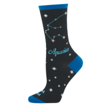 Aquarius Socks - Women's