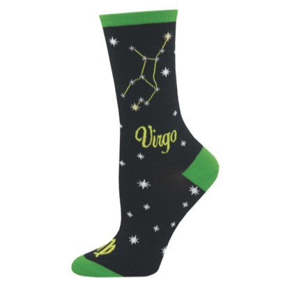Virgo Socks - Women's