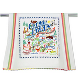 Great Lakes Dish Towel