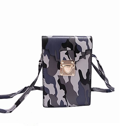 Cross body Phone Pouch - Camo