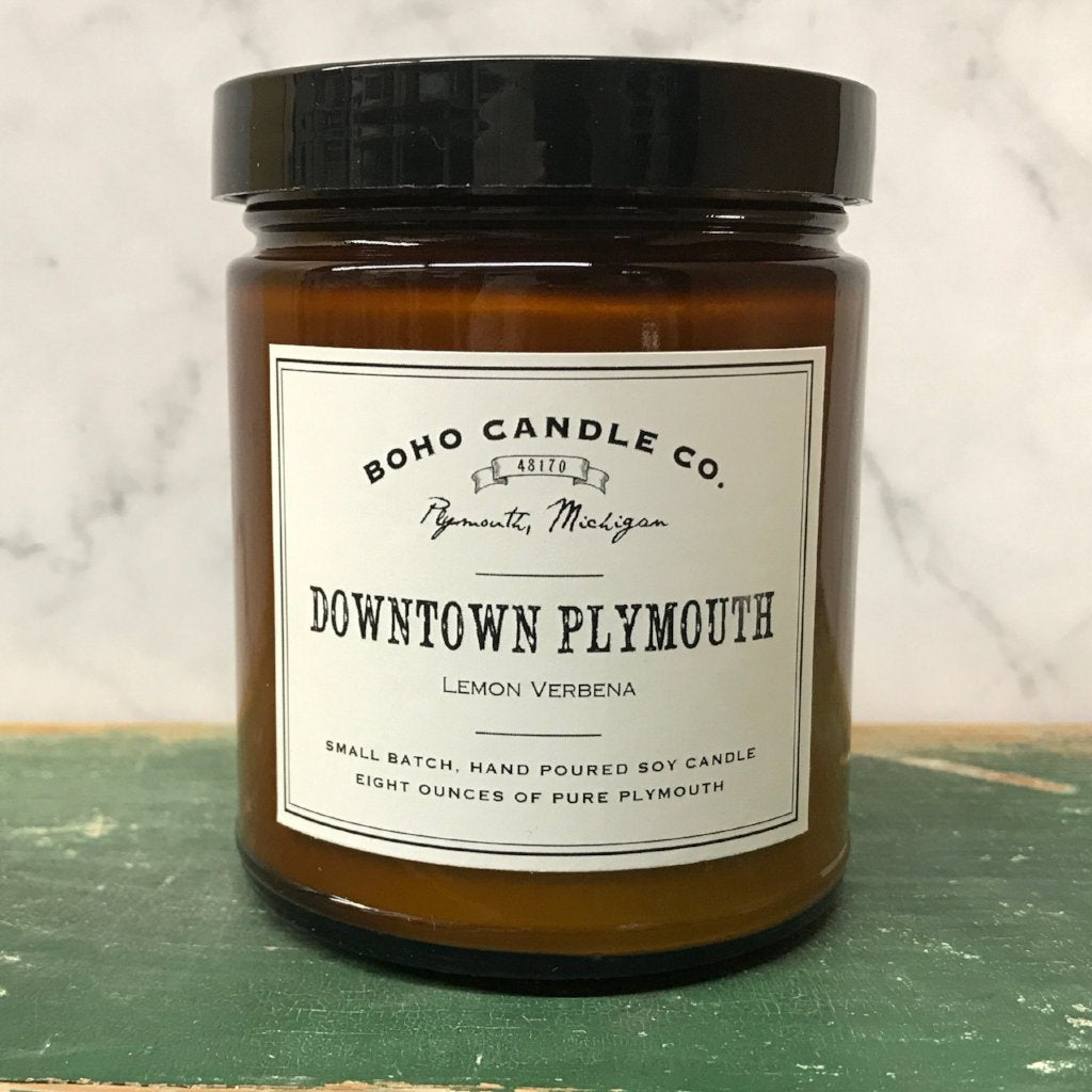 BoHo Candle Company - Downtown Plymouth