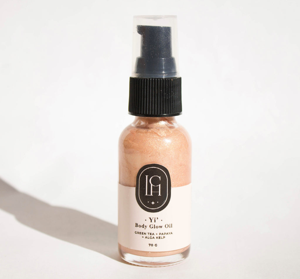 Yi' Body Glow Oil