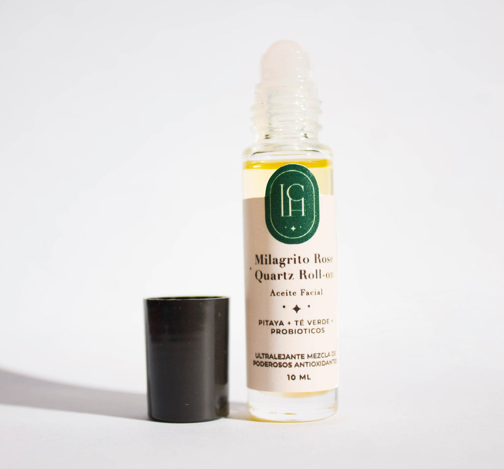 ACEITE FACIAL Rose Quartz Roll-On