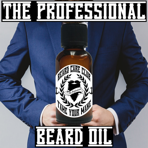 The Professional Beard Oil - 1oz Bottle