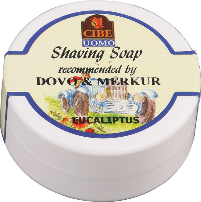 Eucalyptus Shaving Cream