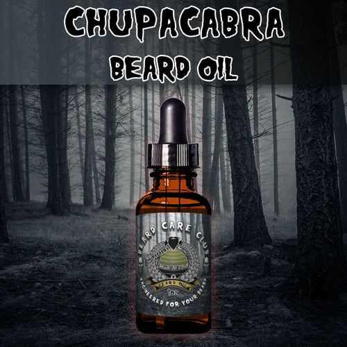 Chupacabra Beard Oil 1oz Bottle