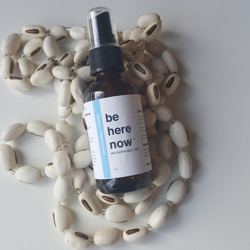 Be Here Now Aromatherapy from Soulful Essence