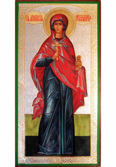 Anastasia Great Martyr full figure