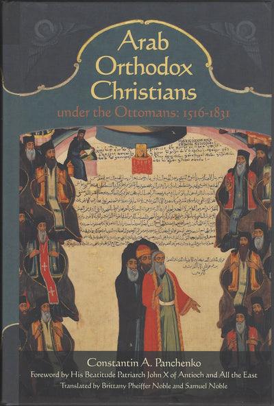 Arab Orthodox Christians hardcover