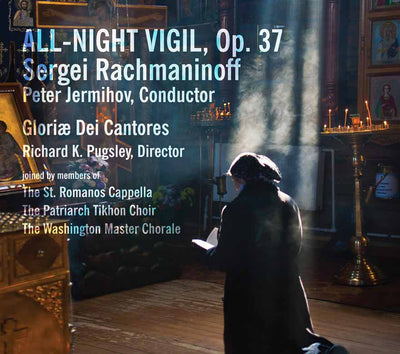 CD All Night Vigil by Rachmaninoff